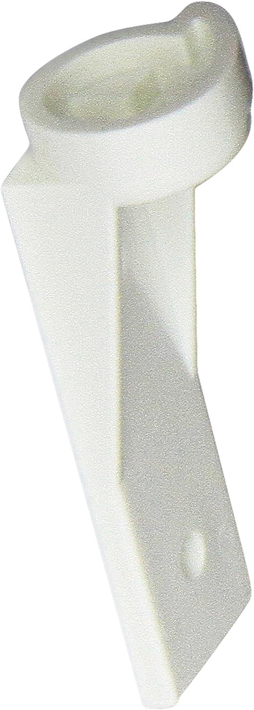 Norcold Inc. Refrigerators 61632930 White Right Mounting Clip