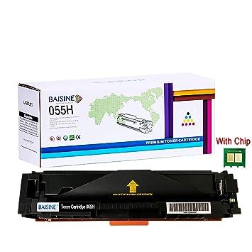 Amazon.com: BAISINE - Cartucho de tóner compatible con Canon ...