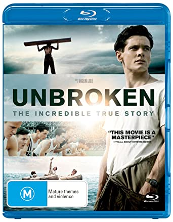 Amazon Com Unbroken Directed By Angelina Jolie Non Usa Format