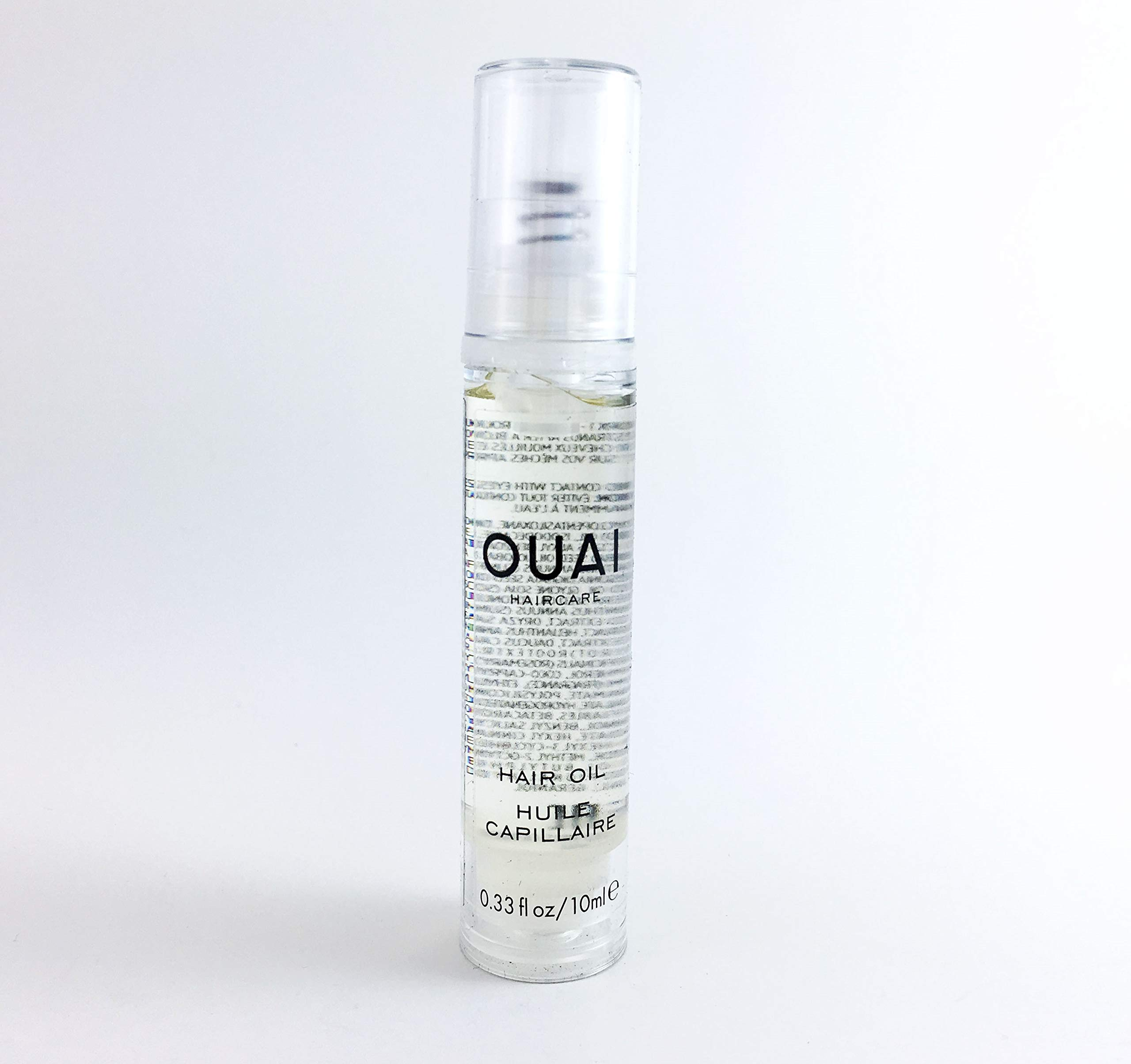 Amazon.com : Ouai Rose Hair & Body Oil, Deluxe Travel Size