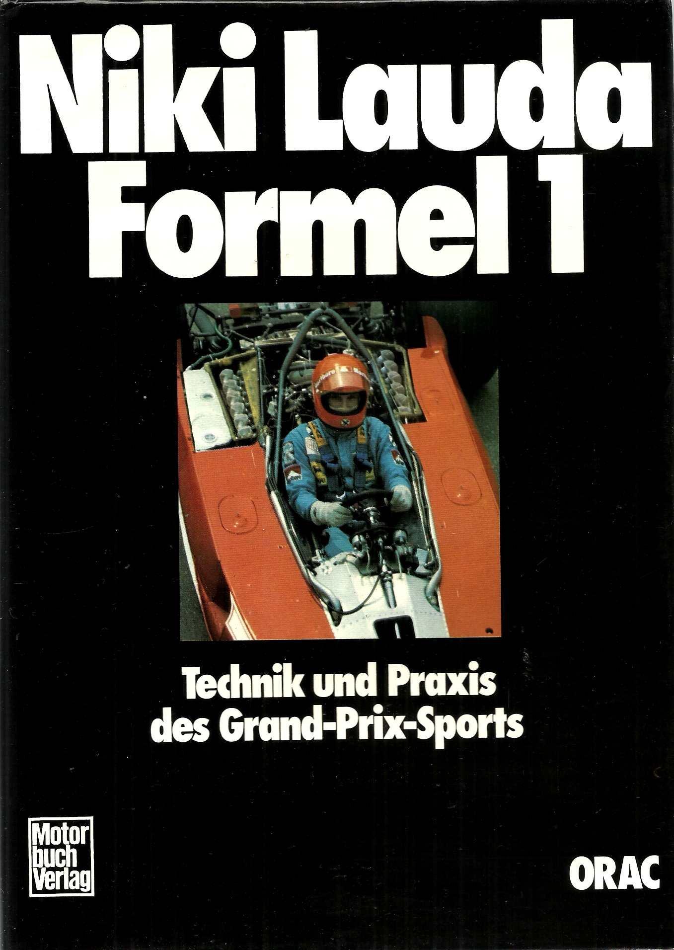 Formel 1   Technik Und Praxis Des Grand Prix Sports