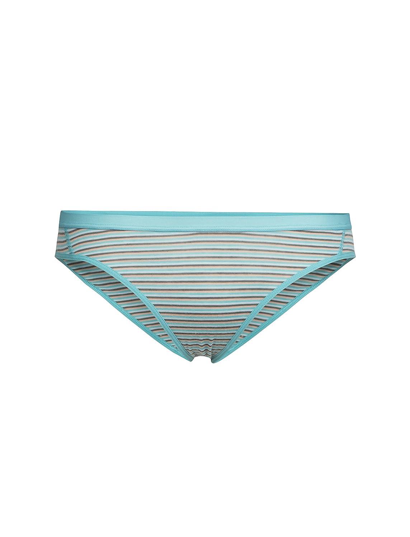 Icebreaker Damen Slip Siren Bikini CEBAJ 103164328