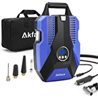 Akface DC 12V Portable Air Compressor Pump