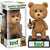 Funko Talking Ted Wacky Wobbler Bobble Head