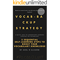 Vocab-Backup Strategy: 5 sequential self-learning steps to boost your vocabulary knowledge