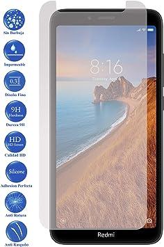 Todotumovil Protector de Pantalla Xiaomi Redmi 7A de Cristal ...