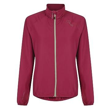 Dare 2B Womens Purple Blighted Windshell Sports Jacket 8