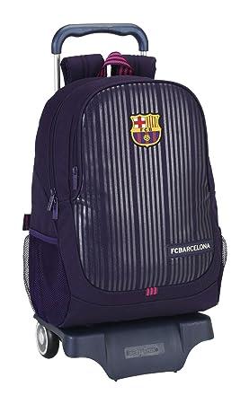 Safta Futbol Club Barcelona 611678313 Mochila Infantil: Amazon.es ...