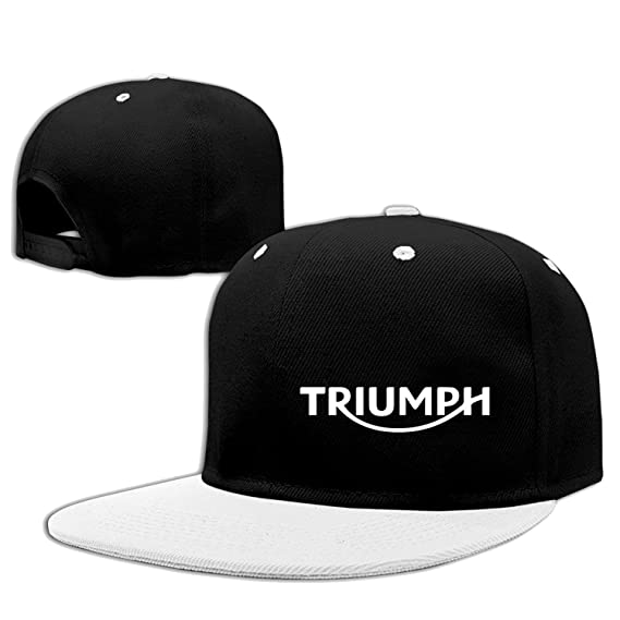 triumph spitfire baseball cap uk mcqueen amazon hip hop hat motorcycle colors clothing