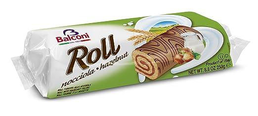 4 opinioni per Balconi Roll Nocciola- 250 gr