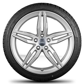 Audi 19 pulgadas Llantas A5 S5 B9 Llantas Invierno Neumáticos Dunlop Invierno ruedas Producto Nuevo: Amazon.es: Coche y moto