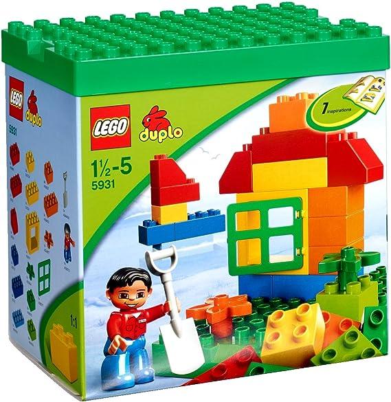 LEGO Bricks & More Duplo 5931 - Mi Primer Set de: Amazon.es: Juguetes y juegos