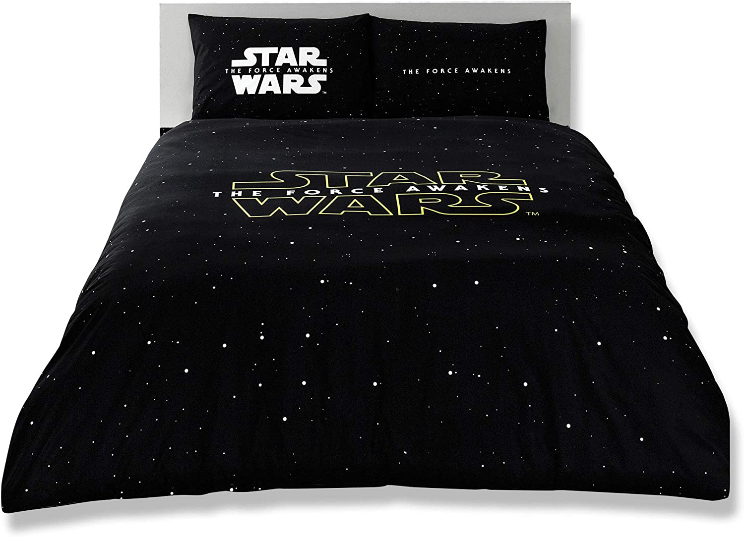 Amazon.com: Star Wars Bedding Set, Queen Size by Baharhan: Home