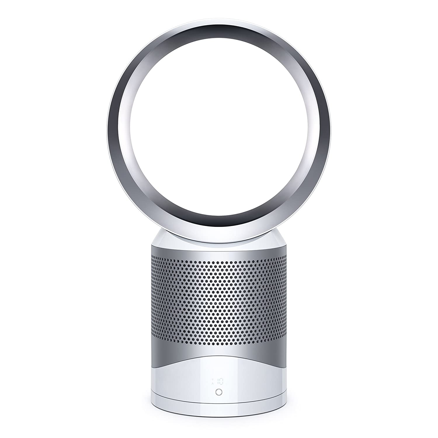 itm bladeless fan ebay pedestal white silver refurbished dyson