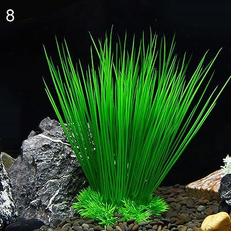 Fish & Aquariums 2017 New 13cm Underwater Artificial Aquatic Plant Ornaments For Aquarium Fish Ta Buy Now