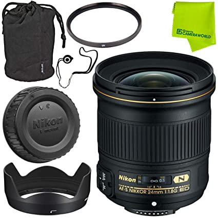 Review Nikon AF-S NIKKOR 24mm