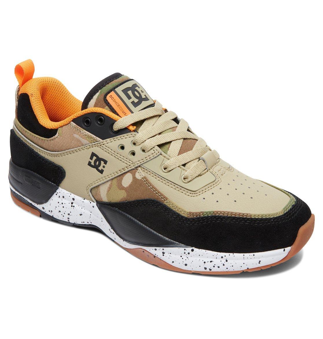 DC Men's E.Tribeka Se Shoes, Camo, 13D