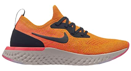 low priced 7cc90 c291c Nike Epic React Flyknit (gs) Big Kids 943311-800 Size 3.5