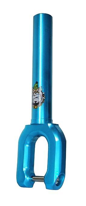 Team Dogz - Horquilla sin rosca para patinete azul azul ...