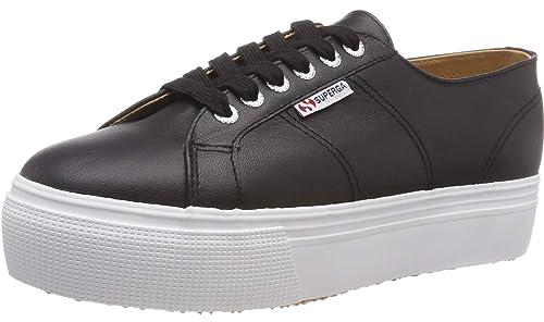 wholesale dealer b4c0e 044d7 Superga Damen 2790-nappaleaw Sneaker