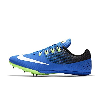 sports shoes edca7 3920a Nike Men s Zoom Rival S 8 Track Spike Hyper Cobalt White Black Ghost