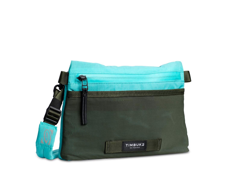Timbuk2 Sacoche Crossbody Bag, Sea Water, Small by Timbuk2