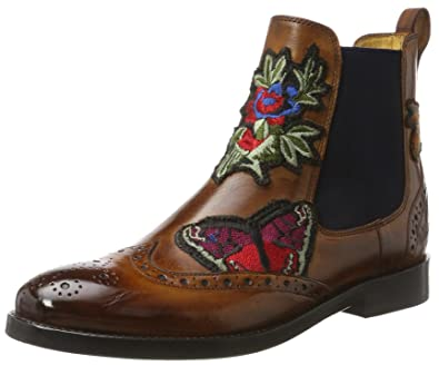 Amelie amp; Hamilton Shoes Made Hand Class Mh 44 Of Melvin Chelsea 18Twdq8