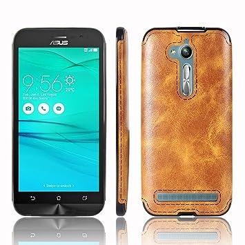 Momor ASUS ZenFone Go ZB500KL / ZB500KG Funda Ultra Slim Flexible ...