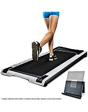 Sportstech DESKFIT Tapis de Marche pour Bureau/Table DFT200 Walkstation, Fitness Sport Course à la Maison ou au Bureau, Travailler en Marchant, préserve Le Dos, Ergonomique, Porte-Tablette