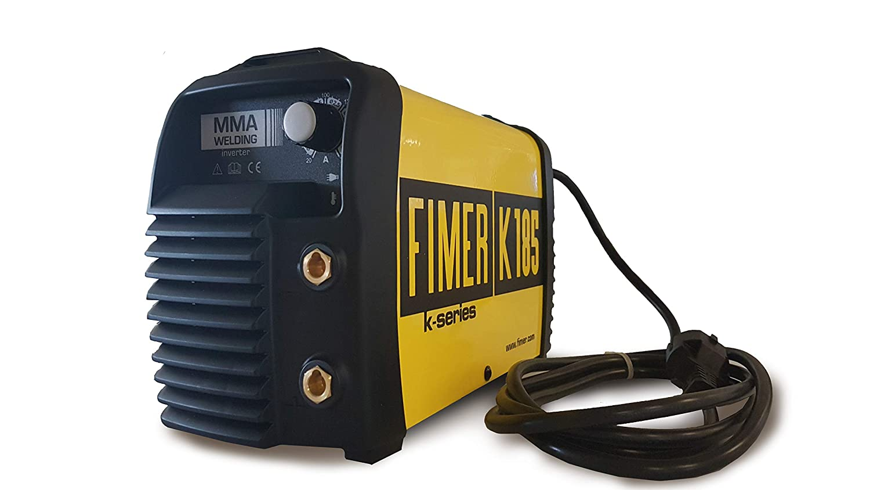 Fimer 5 K1.185.05 Kit soldador inverter MMA electrodo 160: Amazon.es: Industria, empresas y ciencia