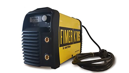 Fimer 5 K1.185.05 Kit soldador inverter MMA electrodo 160