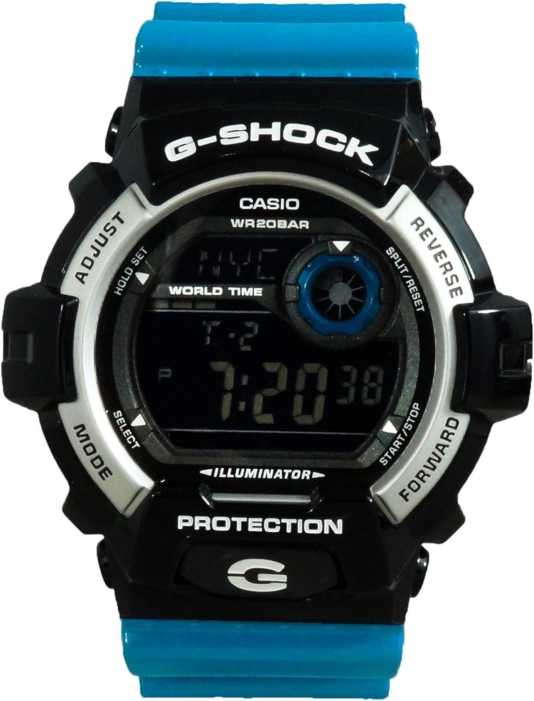 G-Shock G8900 Crazy Color Blue Black One Size