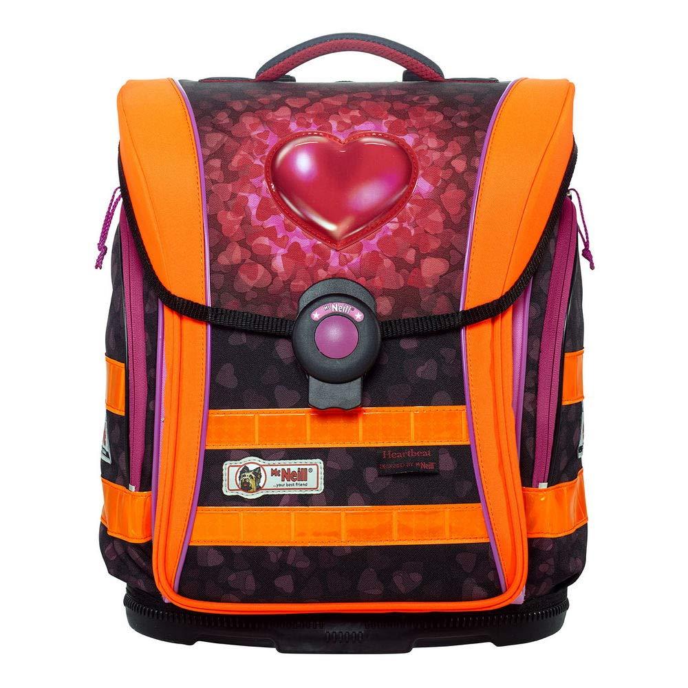 McNeill Compact Flex DIN DIN DIN Heartbeat Schulranzenset 3effc9