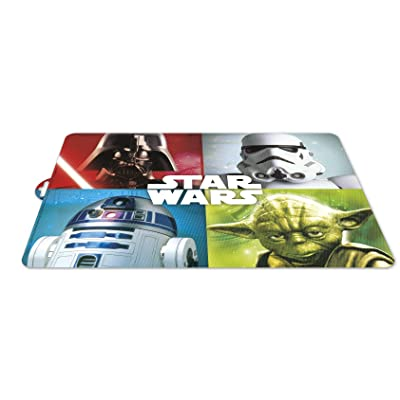 * St58 - Offset Placemat - Star Wars