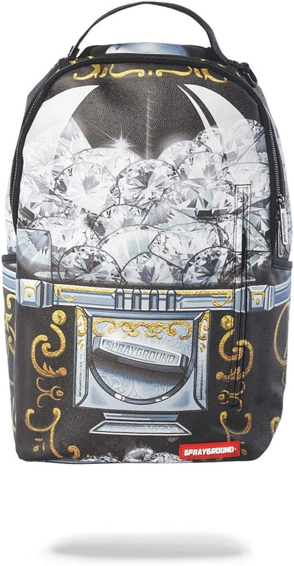 SPRAYGROUND BACKPACK DIAMOND GUMBALL MACHINE