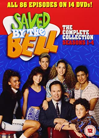 376be07fb6bcd Saved by the Bell - The Complete Series [DVD]: Amazon.co.uk: Mark ...