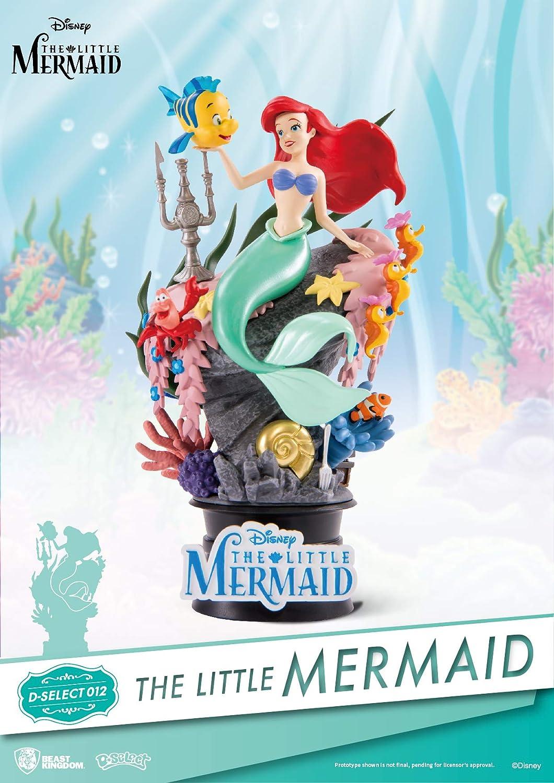 Beast Kingdom The Little Mermaid Ds-012 D-Stage Series Statue Diamond Comic Distributors MAY189046
