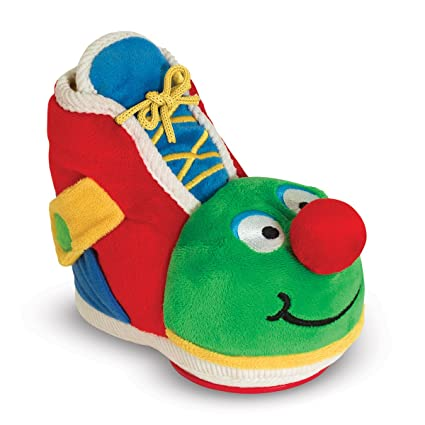 Melissa & Doug K's Kids - Learning Shoe