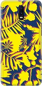 Stylizedd Oppo R17 Slim Snap Basic Case Cover Matte Finish - Hawaii Jungle