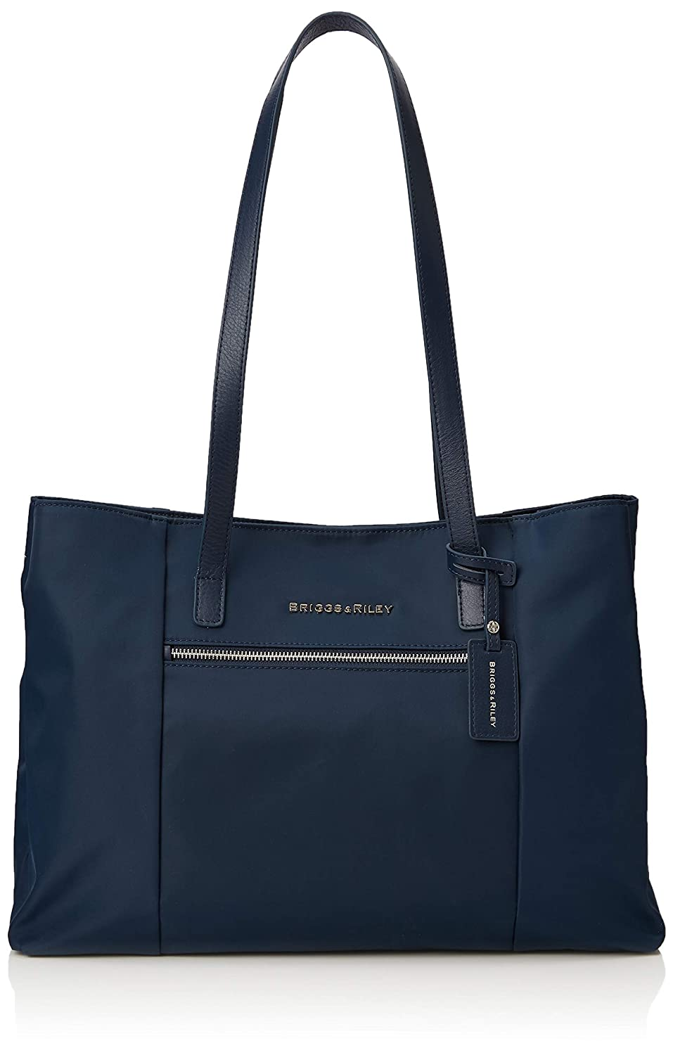Briggs Riley Rhapsody Essential Tote Top Handle Bag, Navy, One Size