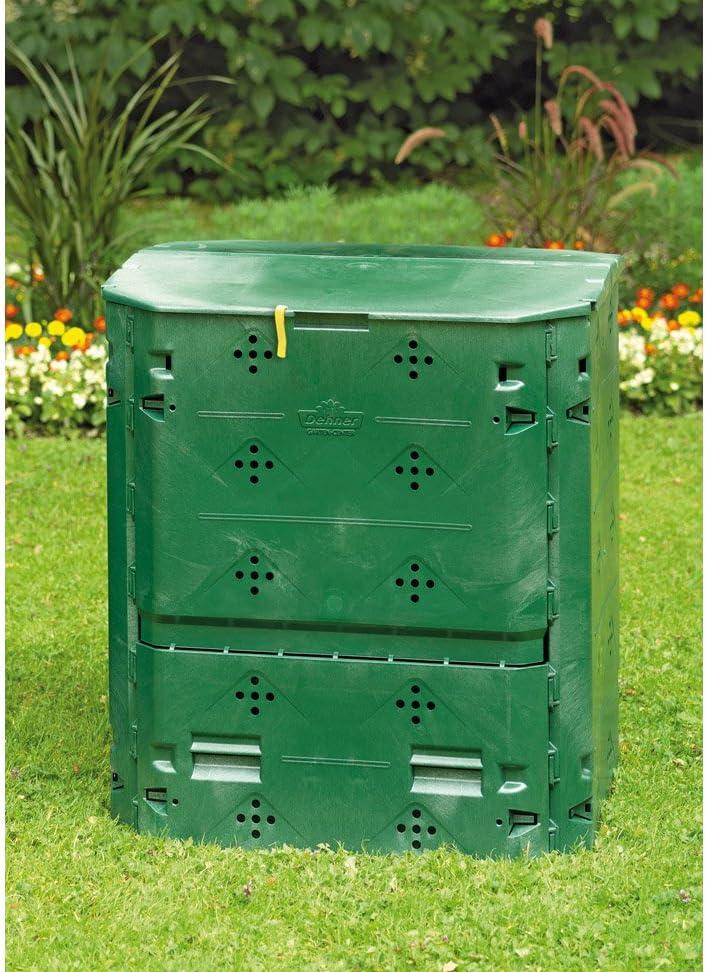compostador térmico