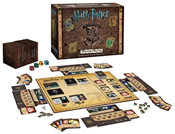 best cooperative harry potter board game, great fun and comes with magic spells! Lumos!