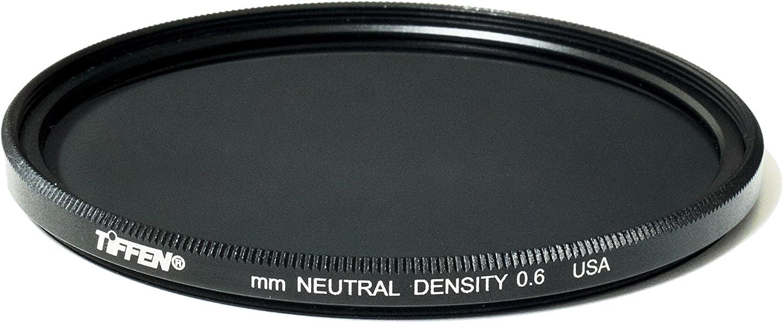 Tiffen 43ND6 43mm Neutral Density 0.6 Filter-Gray