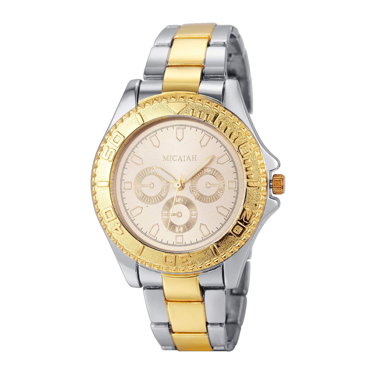 Men's Watches Helpful Luxury Dress Watch Fashion Men Sport Gift Clock Fashion Luxury Quartz Sport Military Stainless Steel Dial Mesh Belt Wrist Watch Quartz Watches