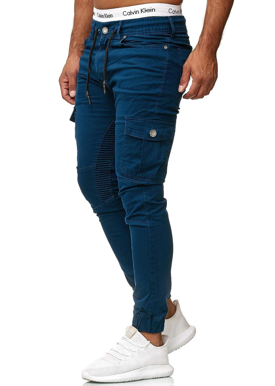 OneRedox Herren Chino Pants | Jeans | Skinny Fit | Modell 3207