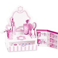 Melissa & Doug dierenarts-speelset Beauty Salon. multicolor