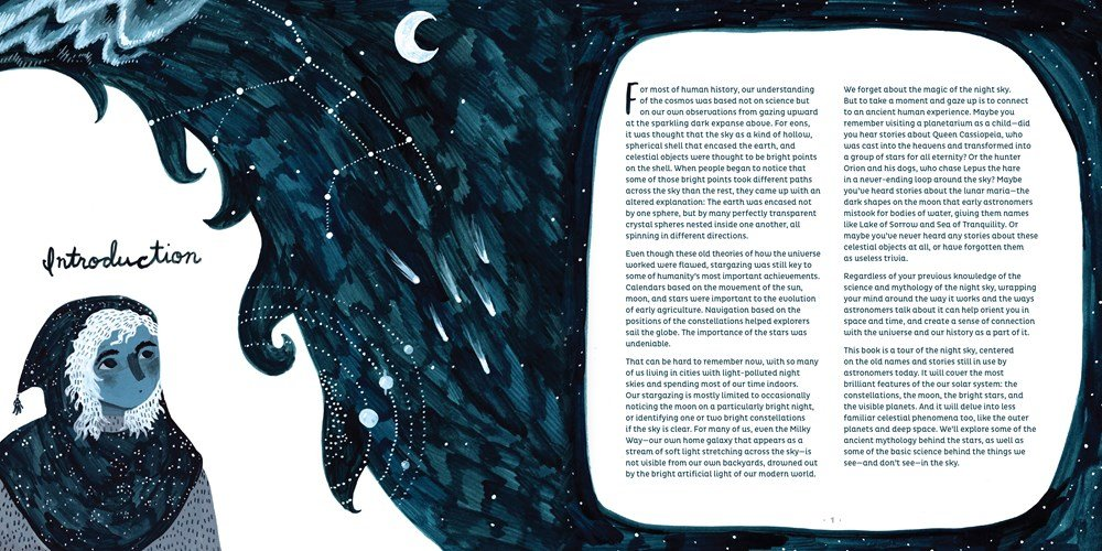 What We See in the Stars An Illustrated Tour of the Night Sky