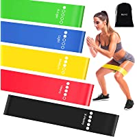 Resistance Bands, Booty Bands for Legs and Butt, Exercise Bands Set