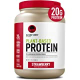 Nature's Best Vegan Plant Based Protein Powder by Isopure - Organic Keto Friendly, Low Carb, Gluten Free, 20g Protein, 0g Sug