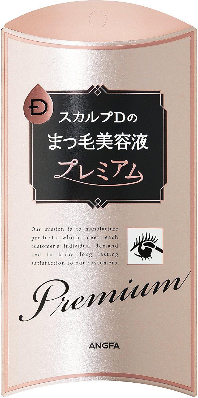 014f0ee6fec Amazon.com: ANGFA Scalp-D Beaute Pure Free Eyelash Serum Premium: Beauty
